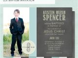 Lds Boy Baptism Invitations A Load Craft Lds Baptism Invitation Free