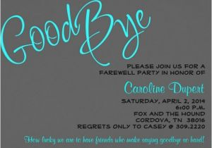 Leaving Job Party Invitation Farewell Party Invitation Template 20 Free Psd format