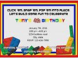 Lego Baby Shower Invitations Baby Shower Invitation Best Lego Baby Shower