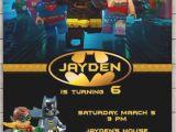 Lego Batman Party Invitations Free Printable Lego Batman Invitation for Kids – orderecigsjuicefo