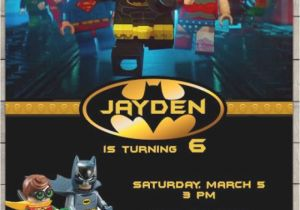 Lego Batman Party Invitations Free Printable Lego Batman Invitation for Kids – orderecigsjuicefo