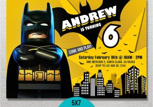 Lego Batman Party Invitations Free Printable Lego Batman Invitation Lego Batman Birthday Lego Batman