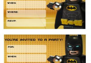 Lego Batman Party Invitations Free Printable Musings Of An Average Mom Lego Batman Movie Party Invitations