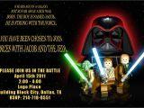 Lego Star Wars Birthday Invitation Template Birthday Invites Anime and Lego Star Wars Party