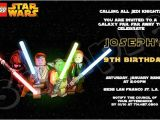 Lego Star Wars Birthday Invitation Template Unavailable Listing On Etsy