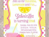 Lemonade Birthday Party Invitations 405 Best for Paige Images On Pinterest