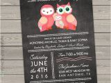 Lesbian Baby Shower Invitations Items Similar to Owl Baby Shower Invitations for A Girl