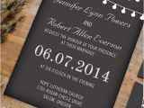 Light In the Box Wedding Invitations top 10 Chalkboard Wedding Invitations for Rustic Weddings