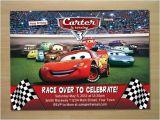 Lightning Mcqueen Birthday Party Invitations Free Cars Birthday Invitations Ideas Bagvania Free Printable