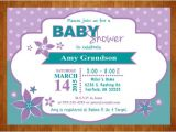 Lily Baby Shower Invitations Items Similar to Spring Baby Shower Invitation Lilies Baby