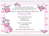 Lingerie Bridal Shower Invitation Wording Bridal Shower Lingerie Bachelorette Party Invitations