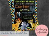 Lion Guard Birthday Party Invitations 148 Best Images About the Lion Guard Party Ideas On