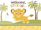 Lion King Baby Shower Invitation Templates 9 Free Lion King Baby Shower Invitations