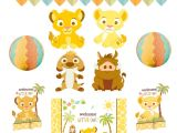 Lion King Baby Shower Invitations Party City Lion King Baby Shower