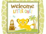 Lion King Baby Shower Invitations Party City Lion King Cake for Baby Shower