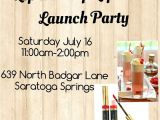 Lipsense Launch Party Invite Lips and Sip Lipsense Launch Party by Beauty Sense with