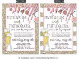 Lipsense Party Invite Wording Limelight Makeup Party Invitation Mary Kay Lipsense