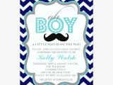 Little Man Baby Shower Invitation Templates Free Little Man Baby Shower Invitations Templates