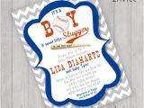 Little Slugger Baby Shower Invitations Lil Slugger Baseball Baby Boy Shower Invitations Invite You