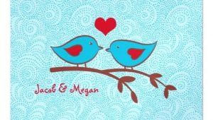 Love Birds Wedding Invitation Template Love Birds Wedding Invitation Template Zazzle