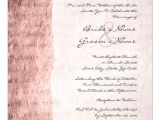 Love is Patient Love is Kind Wedding Invitations Pink Love is Patient Vintage Wedding Invitation 5 25