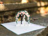 Love Pop Wedding Invitations Want Your Wedding Invitations to Pop Introducing Lovepop