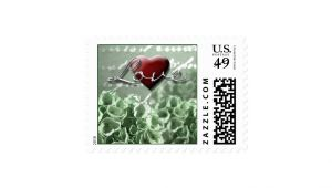 Love Stamps for Wedding Invitations Irish Wedding Invitation Love Postage Stamps Zazzle