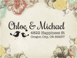 Love Stamps for Wedding Invitations Love Birds Wedding Stamp Wedding Invitation Return Address