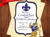 Lsu Party Invitations Graduation Invitation Lsu Graduation by Classyyetsassyinvite