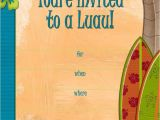 Luau Party Invitation Template Free 16 Best Luau Beach Party Images On Pinterest