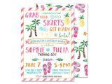 Luau Party Invitations Walmart Best 25 Luau Birthday Invitations Ideas On Pinterest