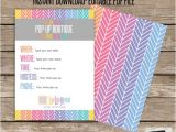 Lularoe Facebook Party Invite Lularoe Pop Up Boutique Party Invitation Pdf by