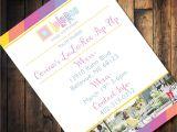 Lularoe Pop Up Party Invite Lularoe Pop Up Invite Lula Roe Invitation Lula by