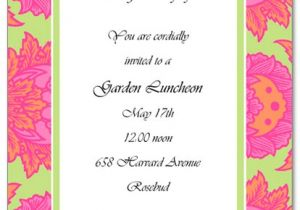 Lunch Party Invitation Wording Baby Shower Brunch Invitations Wording Templates