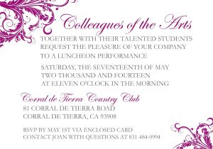 Lunch Party Invitation Wording Farewell Luncheon Flyers Gecce Tackletarts Co