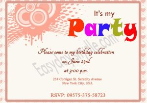 Lunch Party Invitation Wording First Birthday Invitation Wording and 1st Birthday