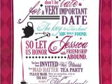 Mad Hatter Tea Party Bridal Shower Invitations 154 Best Images About Mad Hatter Tea Party Birthday On