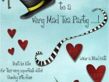 Mad Hatter Tea Party Invitation Template Free Mad Hatters Tea Party Invitation Template Free Tea Party