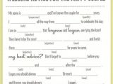 Mad Lib Wedding Invitation Pinterest the World S Catalog Of Ideas
