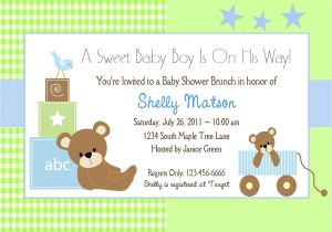 Make A Baby Shower Invitation Online Custom Baby Shower Invitations Free