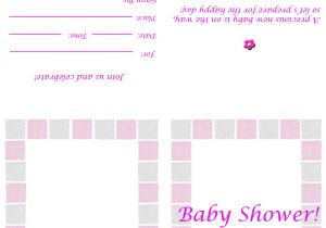 Make A Baby Shower Invitation Online Line Printable Baby Shower Invitations
