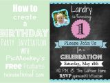 Make An Invitation Card for Birthday Party Create Birthday Party Invitations
