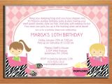 Make An Invitation Card for Birthday Party top 19 Invitation Cards for Birthday Party