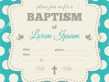 Make Baptism Invitations Online Free Pretty Baptism Invitation Template Free S Resume