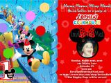 Make Birthday Invitations at Walmart Mickey Mouse Clubhouse Birthday Invitations Walmart
