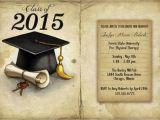 Make Graduation Invitations Online 40 Free Graduation Invitation Templates Template Lab