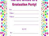 Make Graduation Invitations Online for Free to Print Free Printable Graduation Party Invites