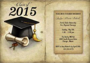 Make Graduation Invitations Online Free 40 Free Graduation Invitation Templates Template Lab