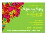 Make My Own Party Invitations Create Your Own Birthday Party Invitation Zazzle