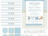Make Your Own Baby Shower Invitations Free Printables Free Printables Baby Shower Invitations